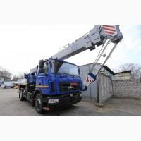 Новий автокран КС-3579-С-02 Машека 15 тонн