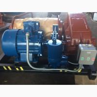 Лебедка маневровая электрическая г/п 3, 2 тонны ЛМ-3, 2 с тросом