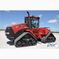 4х гусеничный трактор Case IH 550 QUADTRAC (500, 600, 620) б/у из США