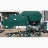Аэродинамический сепаратор для очистки зерна ИСМ-10 ЦОК