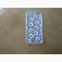 Чехол на iPhone 6 plus Губы