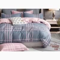 Комплект семейного постельного белья Вилюта Сатин Твил