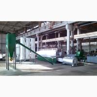 Оборудование для переработки пластика, плёнки, шин и нефтешламов