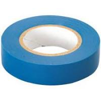 Изоляционная лента ПВХ 10 м Синяя