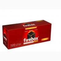 ГИЛЬЗЫ для сигарет FIREBOX 500 шт - 55 грн