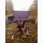 Лейка МВУ, РУМ на 600 кг удобрений (навесная)