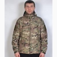 Куртка демисезонная камуфлированная
