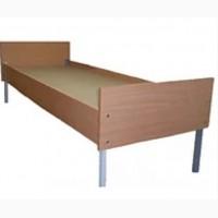 Кровать из ДСП на металлическом каркасе 1900*80