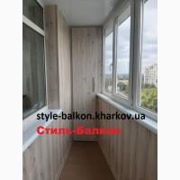 Ремонт балкона под ключ Харьков