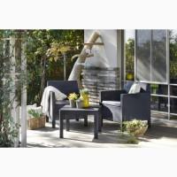 Мебель из искусственного ротанга Orlando Balcony Set Allibert, Keter