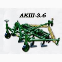 Агрегат для швидкісного обробітку грунту АКШ-2.5, 3.6, 5.6