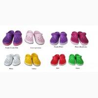 Кроксы Crocs Crocband разных цветов в наличии! Распродажа