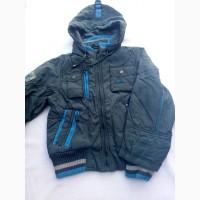 Куртка демисезонная для мальчика KIKO, размер 8 лет рост 128 см