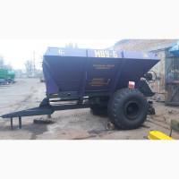 Розкидач мінеральних добрив РУМ-6, МВУ-6, РМГ