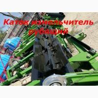 Каток измельчитель мульчирователь усиленный КИР-6 КРП-6 КРВ-6