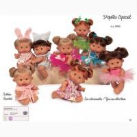 Куклы и пупсы оптом из Испании