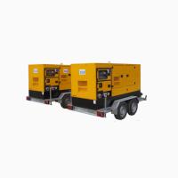 Аренда генератора 50 кВт SDMO