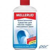 Средство для очистки гидромассажных ванн Mellerud (1 л.)