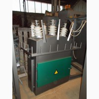 Підстанції трансформаторні комплектні КТПМ 25-250/10(6)/0, 4 кВА