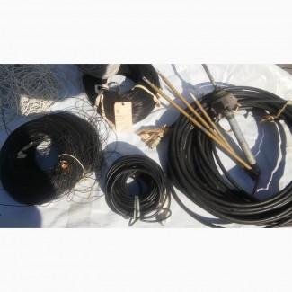 Провод монтажный, кабель радиочастотный