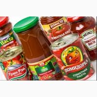 Просрочка томатная паста, кетчуп, соус и т.п