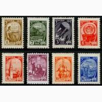 Куплю почтовые марки СССР