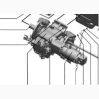 Ремонт гидростатической трансмиссии ГСТ 90 112 Харьков