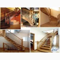 Двери, лестницы и арочные проемы из дерева