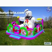 Продажа надувных батутов и аттракционов в Харьков