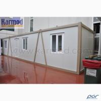 Жилые блок-контейнеры 9х3м