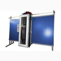 Пескоструйная камера для стекла и зеркал