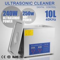 Ультразвуковая мойка 10 л. Ванна очистки ультразвуком от загрязнений