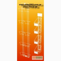 Проволочные стеллажи и различные конструкции