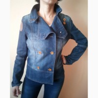 Джинсовая куртка пиджак 42, 44, 46, 48, 50 NKD Германия ЕСТЬ ОПТ