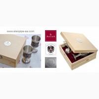 Уникальные оловянные наборы для вина Артина