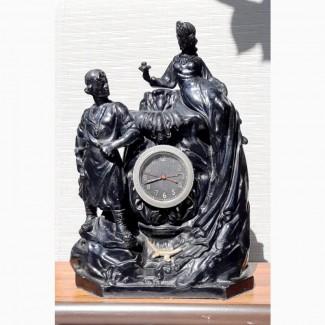 Продам - Часы каминные Хозяйка медной горы и Данила-мастер