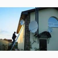 Установка спутникового телевидения в Суворовском районе г. Одессы
