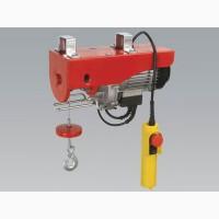 Мини-тельфер электрический 220В 125, 500, 1000 кг 12 м