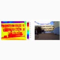 Енергетичний аудит, тепловізор, тепловізійне обстеження квартир та будівлі