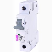 Автоматический выключатель ETIMAT 6 1p C10