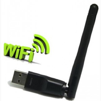 Wi-Fi USB адаптер MT7601 для компьютера, тюнера, медиаплеера и т.д