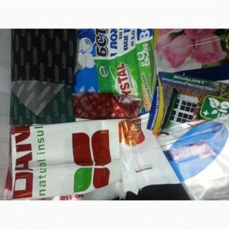 Для химчисток с широкоформатной флексопечатью пакеты, конверты, чехлы, упаковка