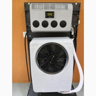 Кондиционер электрический 12в накрышный