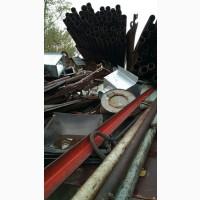 Трубы металлические 100 мм б/у