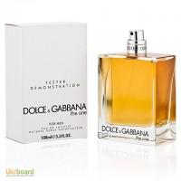 Dolce Gabbana The One For Men туалетная вода 100 ml. (Тестер Дольче Габбана Зе Уан Мен)