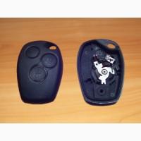 Корпус ключа на три кнопки - RENAULT TRAFIC / OPEL VIVARO