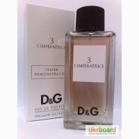 Dolce Gabbana 3 L Imperatrice туалетная вода 100 ml. (Тестер Дольче Энд Габбана 3)