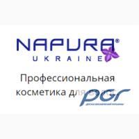 Интренет-магазин профессиональной косметики для салонов красоты Napura