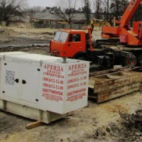 Teksan Generator 100 кВт в аренду