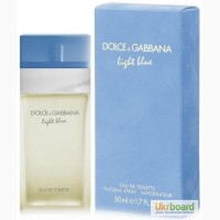 Dolce Gabbana Light Blue туалетная вода 100 ml. (Дольче Габбана Лайт Блю)